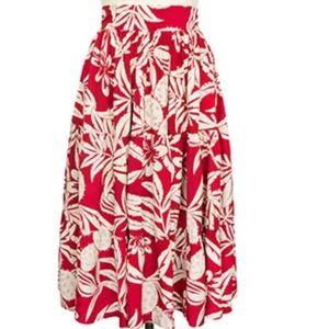 Trashy Diva Cactus Rouge Bonita Skirt Size 6